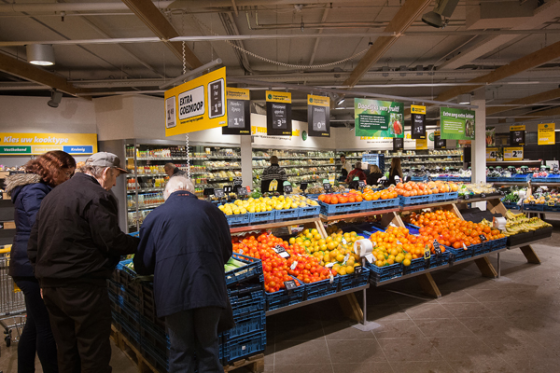 Jumbo in Haagse Megastores dicht na conflict