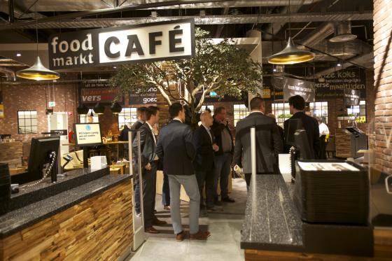 Koffie Jumbo Foodmarkt krijgt 3 van AD
