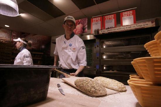 Geur vers brood stimuleert aankoop niet