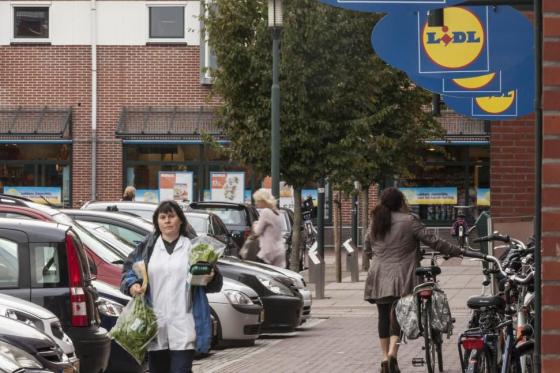 Lidl-moeder nu grootste in Europa