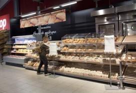 Supermarkten verkopen weer meer brood