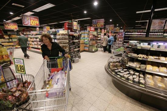 Flinke groei supermarktmeters in grote steden