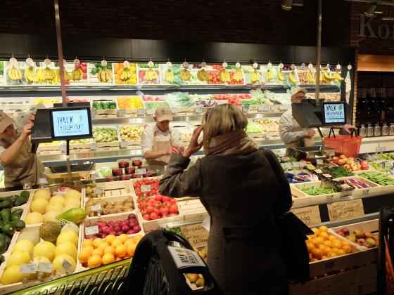 Fruit grootste categorie in online verkopen