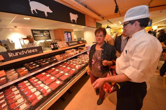 Minder vlees verkocht in Week Zonder Vlees