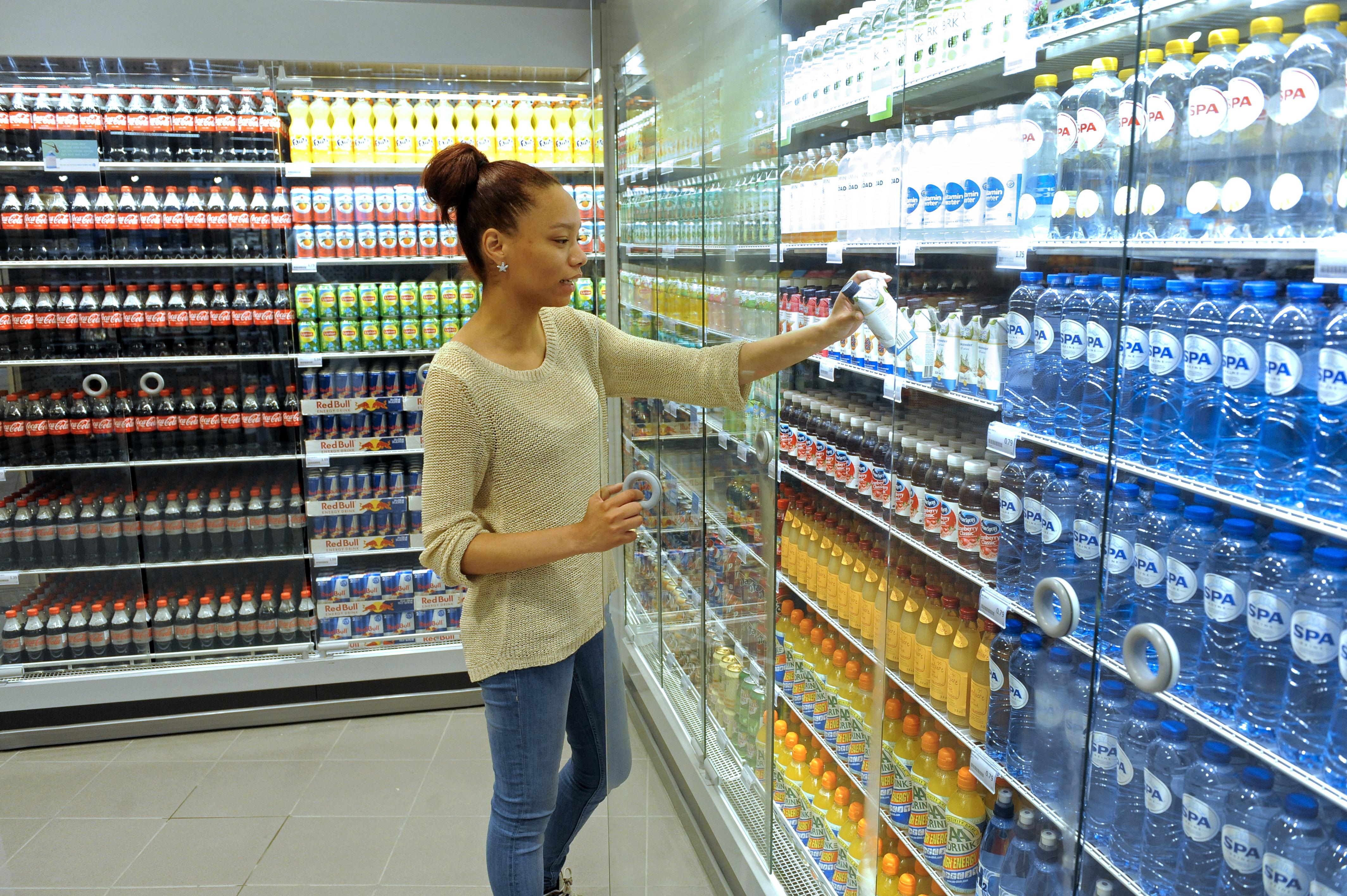 Calorie-arm winnaar in frisdranksegment