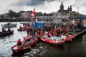 Fotorepo: Twee speciale supers tijdens Sail