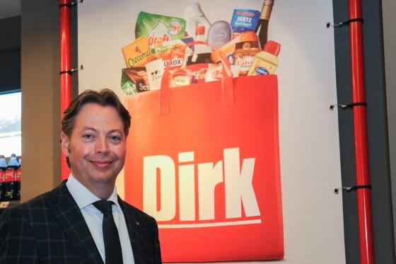 Nieuwe directeur voor Dirk van den Broek