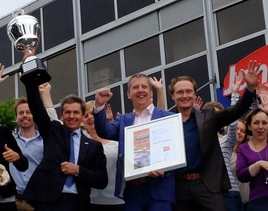 Versrapport: Linders kampioen; Lidl onttroond