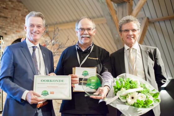 Sportsgrain Bar wint Jaarprijs Goede Voeding