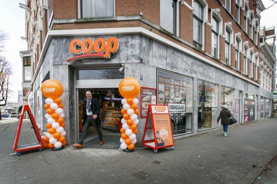 Coop voert nettowinst met 50 procent op