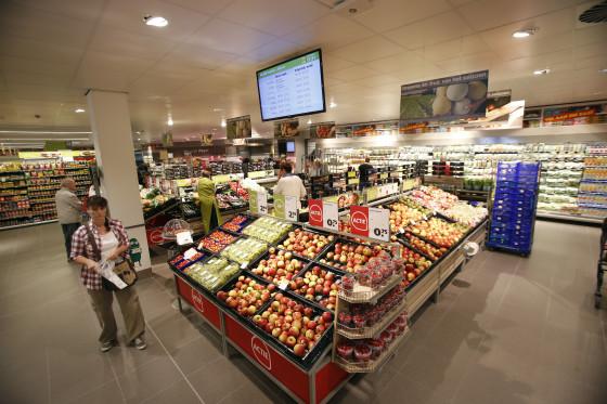 Plus Benders Blerick mooiste supermarkt