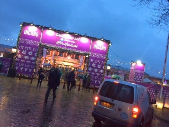 AH opent eerste Allerhande Kerstfestival