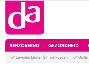 DA-formule gaat door met ruim 200 winkels