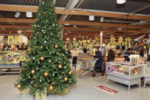 AH en Jumbo massaal open met Kerst