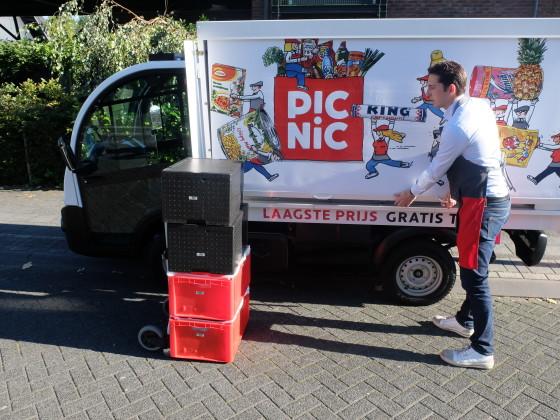 Start Picnic in Zoetermeer vertraagd