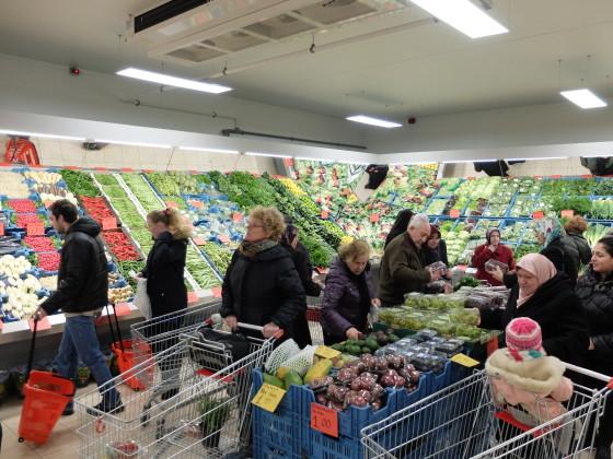 Gezond eten stijgt veel harder in prijs