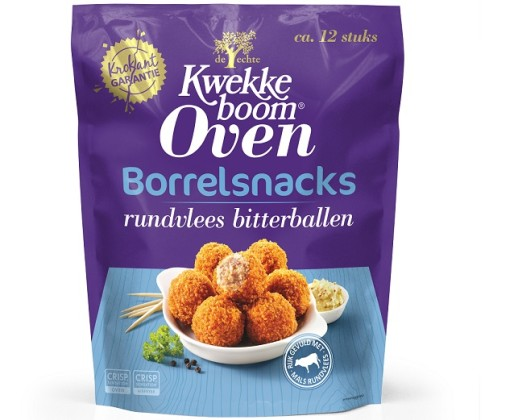 Buitenlandse pers: Kwekkeboom Oven beste product