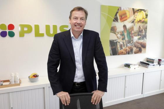Jan Brouwer kondigt vertrek bij Plus aan