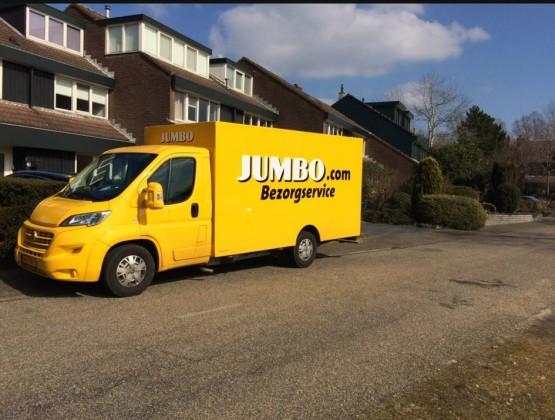 Jumbo opent honderdste bezorglocatie