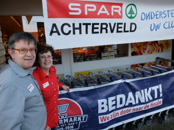 Finalisten BvhJ: Spar Achterveld