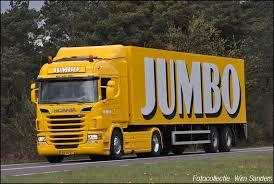 Jumbo laat super in Winsum lopen