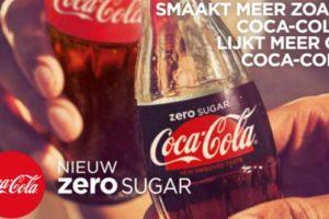Winst Coca-Cola door suikervrije drank