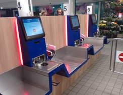 Deen installeert eerste selfservice kassa