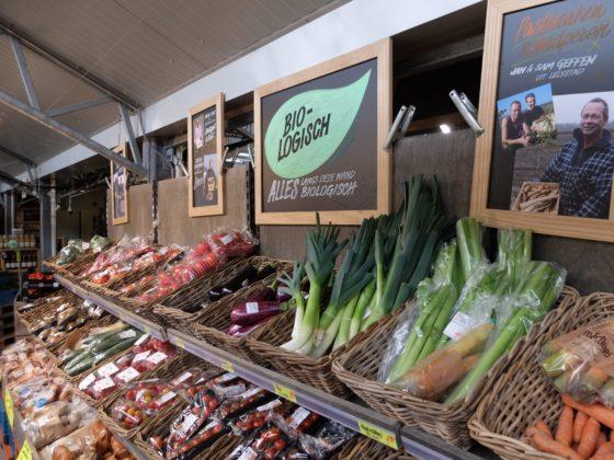 Ekoplaza hekelt bio-beleid supermarkten