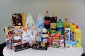 Food Data: Prijzen van A-merken bij Aldi