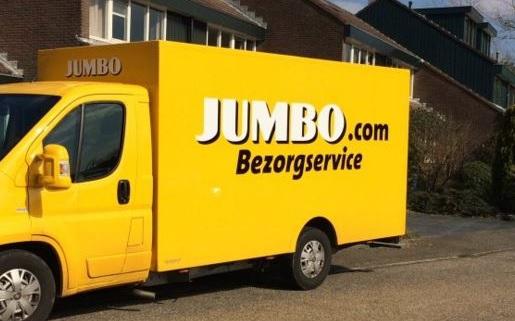 Jumbo least 150 bestelwagens voor thuisbezorging