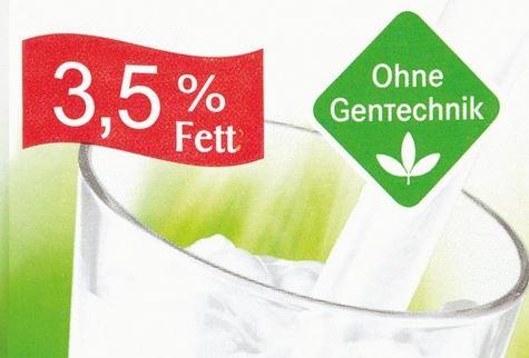 Lidl (D) levert als eerste gentechvrije melk