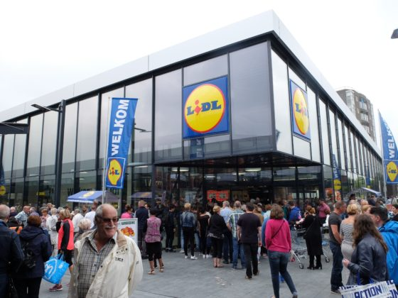 Lidl introduceert 'Green Bag' van nylon