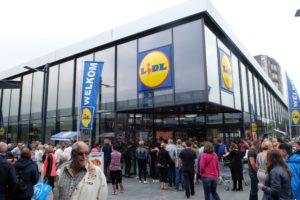 Lidl: eind dit jaar alle winkels van het gasnet