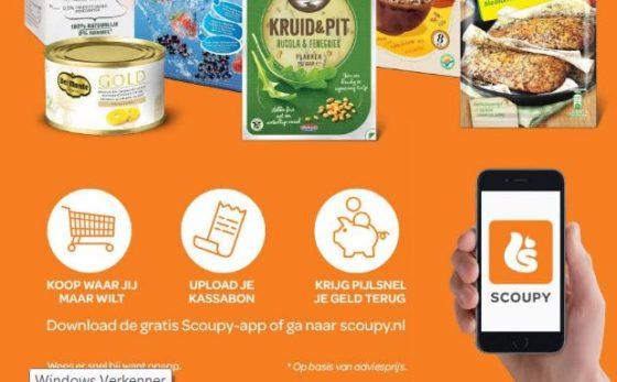 Scoupy: Tekort A-merken door gebruik app