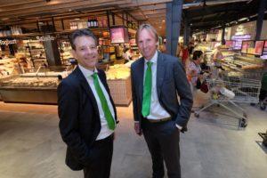 Commercieel directeur Johan van Heerebeek (l) en operationeel directeur Kees Kiestra noemen Emté 'De lekkerste formule van Nederland'.