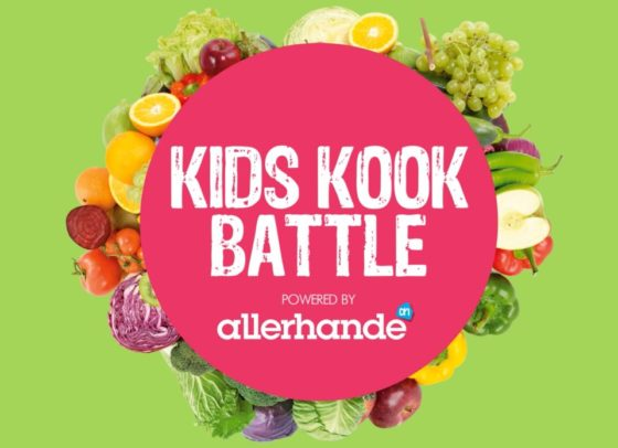 Albert Heijn organiseert Kids Kook Battle