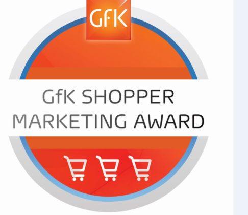 Nominaties GfK Shopper Marketing Award