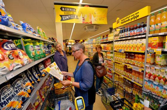 'Assortiment in Nederlandse super blijft groeien'