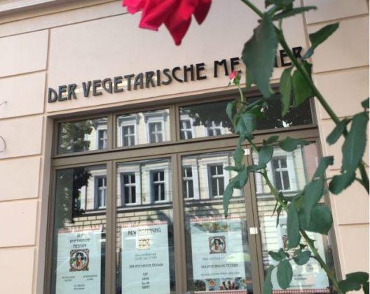Vegetarische Slager opent winkel in Berlijn
