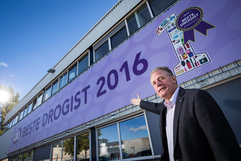 Cor Geldhof van Dio Drogist. Foto: Diederik van der Laan