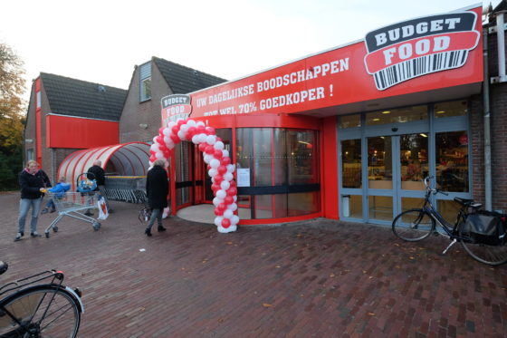 Fotorepo: Budget Food opent achtste