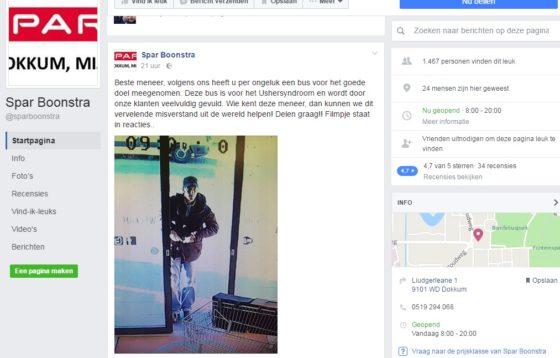 Spar in Dokkum zoekt naar dief goededoelenpot
