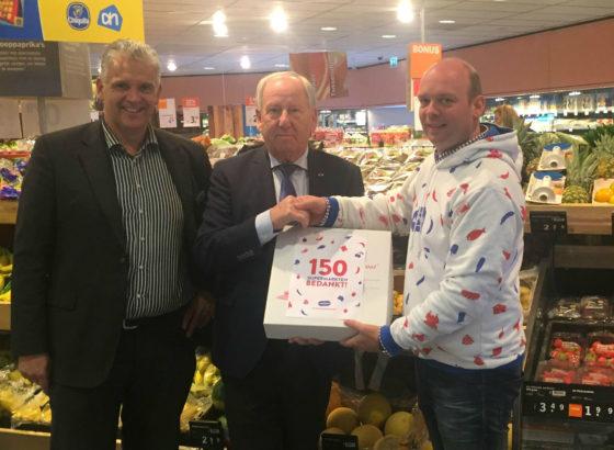 AH Van den Tweel 150-ste in app Afgeprijsd