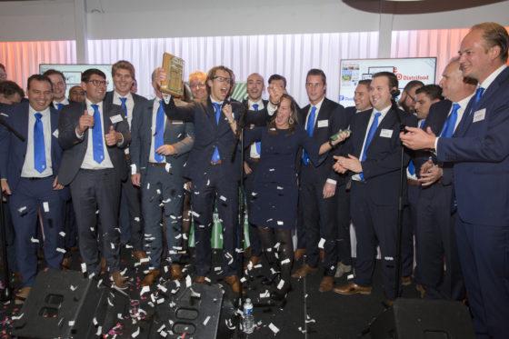 Winnaar in vijf categorieën: Unilever Nederland