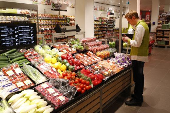 Hogere omzet supermarkten in februari