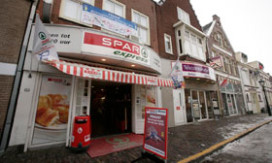 Spar stapt in pompshops Texaco