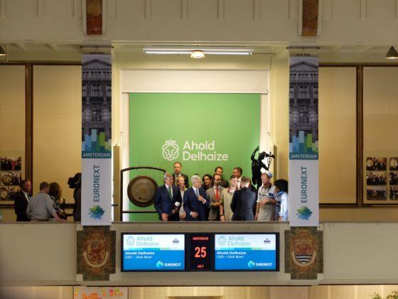 Ahold Delhaize: Deal met leveranciers nabij