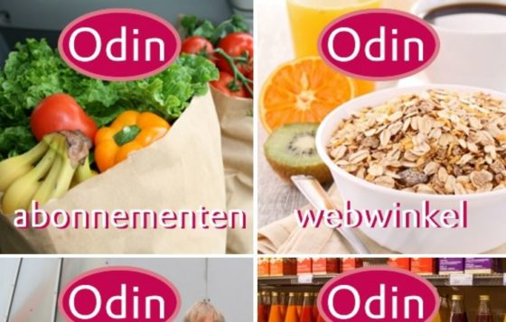 Bio-super Odin in zee met restaurant