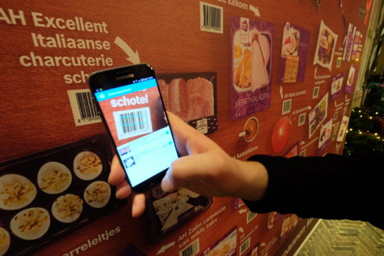 Websuper Albert Heijn wint Shopping Award