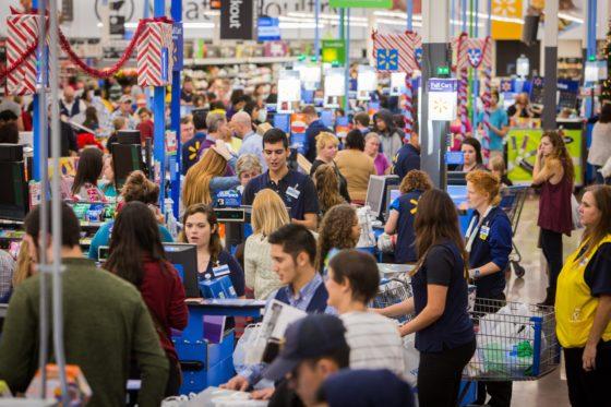 Walmart kan online groeitempo niet volhouden